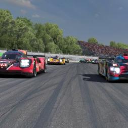 iRacing | Le Mans Series Audi R18 @ Monza No.1