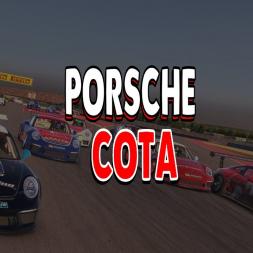 They're Everywhere - Porsche @ CoTA