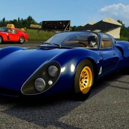 Alfa Romeo 33 Stradale @Feldbergring - Assetto Corsa (1.16.3) - Mini Let's Play