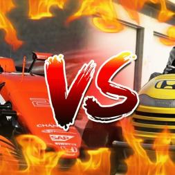 Honda racing lawn mower engine vs F1 Honda engine