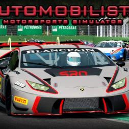 AUTOMOBILISTA - LAMBORGHINI HURACAN GT3 AT IMOLA (PT-BR)