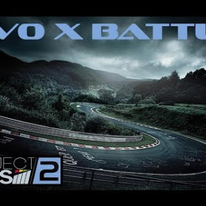 Project CARS 2: Mitsubishi EVO X Battle on the Nordschleife!