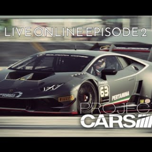 Project Cars 2 live online racing EP2