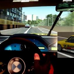 R3E - Macau - BMW M3 E30 DTM 1992 - 100% AI race