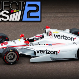 Project CARS 2 - Indycar at Indianapolis Oval (PT-BR)