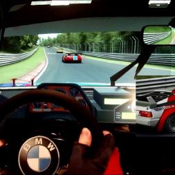 R3E - Nordschleife - BMW M1 Procar - 100% AI race