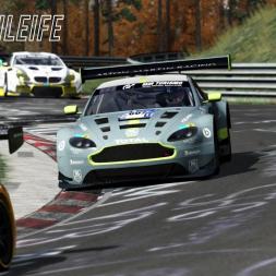 Nurburgring Nordschleife N24h Aston Martin Racing