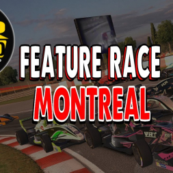AOR Formula Renault Feature Race at Montreal