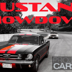 Project CARS 2: Mustang showdown at Road America!