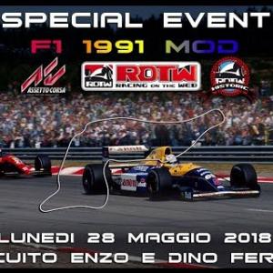 Assetto Corsa_Formula 1 1991 - SUMMER TOUR