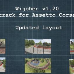 Wijchen - Assetto Corsa - Update v1.20