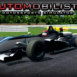 AUTOMOBILISTA FORMULA 3 AT HUNGARORING (PT-BR)