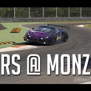 iRacing - VRS @ Monza (Ferrari 488 GT3)