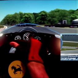 rF2 - Brands Hatch - Ferrari 312 F1 1975 - 100% AI race