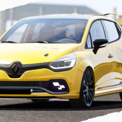 Assetto Corsa -Clio RS4 pack- (Stock, S1 Cup and S2 Rs 16 edition)