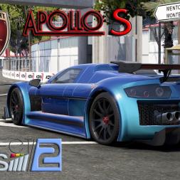 Project Cars 2 * Gumpert Apollo S [mod download]