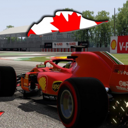Assetto Corsa * ACFL 2018 * Canadian GP * FP1