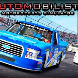 AUTOMOBILISTA - NASCAR TRUCK AT TEXAS MOTOR SPEEDWAY (PT-BR)