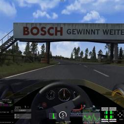 Assetto Corsa - Lotus 72D quick race @ Feldbergring (AC track mod )