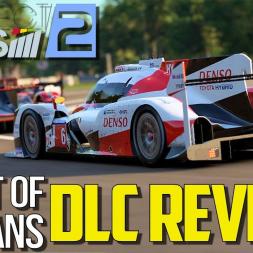 SPIRIT OF LE MANS DLC REVIEW - PROJECT CARS 2