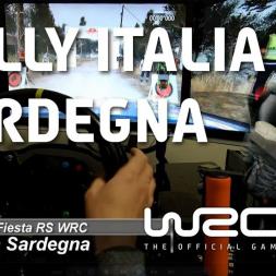 WRC 7 - Rally Italia Sardegna (Sardinia) - Ford Fiesta RS WRC