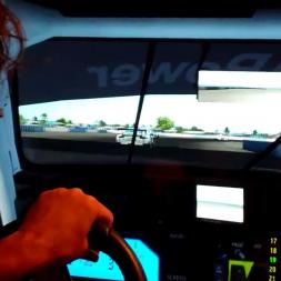 GTE BMW M3 E92 - Sebring - Race 2 - rFactor2 - RaceDepartment