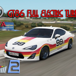 Project Cars 2 * Toyota GT86 Full Electric Turbo Tech [mod download]