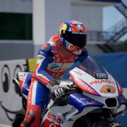 MotoGP 18 Gameplay Online - My first race online