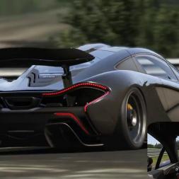 AC Joyride | McLaren P1 vs. Pagani Zonda R  @ Nordschleife Tourist