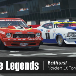 rFactor 2 VR - Aussie Legends - Bathurst - RD Club Race