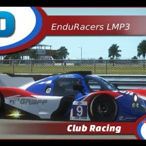 Enduracers LMP3 @ Suzuka on RFactor 2 with RaceDepartment