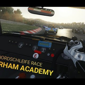 Assetto Corsa VR Caterham Academy Nordschleife Quick Race