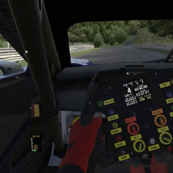 iRacing Ford GT GTE Nords VR Hotlap