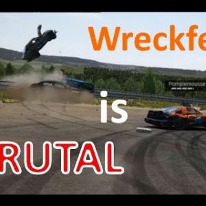 Wreckfest Online Brutality