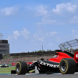Ultimate F1 at Montreal on Automobilista