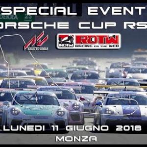 ASSETTO CORSA_Porsche RSR 2017 @Monza