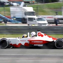2-Seater V10 Formula 1 Car - Silverstone - F1 Experiences