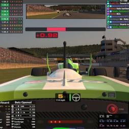 Good Mid Pack Racing - Formula Renault at Okayama FULL HD 1080P 60fps