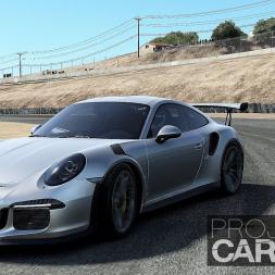 Project CARS 2 vs Assetto Corsa: Porsche GT3 RS Drift Comparison!
