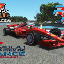 rFactor 2 * F1 2018 by Advanced SimRacers League [free download]