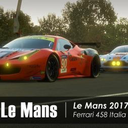 rFactor 2 VR - 90 Mins of Le Mans - EnduRacers - RD Club Race