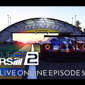Project Cars 2 live online racing EP5 Oculus VR