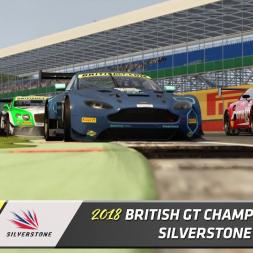 British GT 2018 -  Silverstone