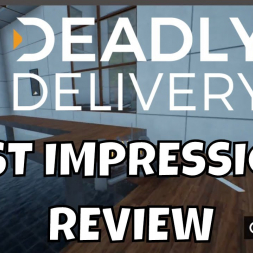 Deadly Delivery First Look Impressions / Review - The Exchange Playthough Gameplay