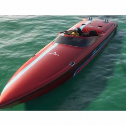The Crew 2 Speedboat Race Gameplay