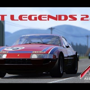 Assetto Mods: GT Legends Pack 2.0 has been released!