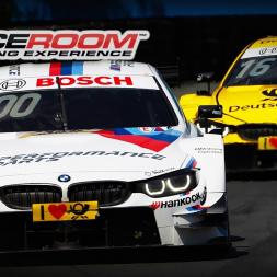 RACEROOM - BMW M4 DTM @ NORISRING (PT-BR)