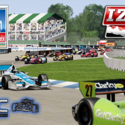 Assetto Corsa * Indycar 2012 road by VRC [Formula NA 2012 out now]