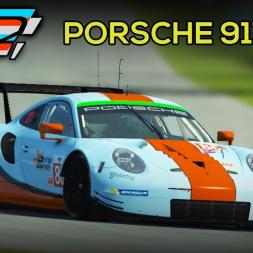 rFactor2 - Porsche 911 RSR at Interlagos (PT-BR)