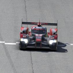 iRacing Hot Lap   Audi R18 @ Road Atlanta 1:05.6xx Race Pace